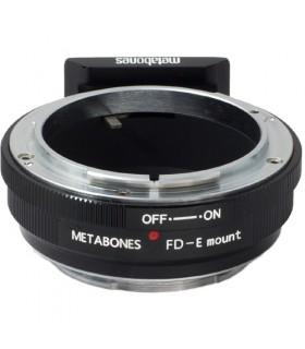 Metabones Canon FD Mount Lens to Sony NEX Camera Lens Mount Adapter