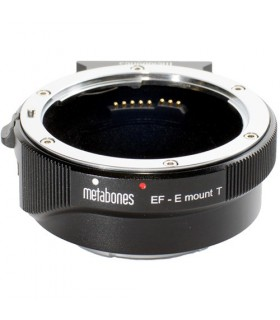 Metabones T Smart Adapter Mark IV for Canon EF or Canon EF-S Mount Lens to Sony E-Mount Camera