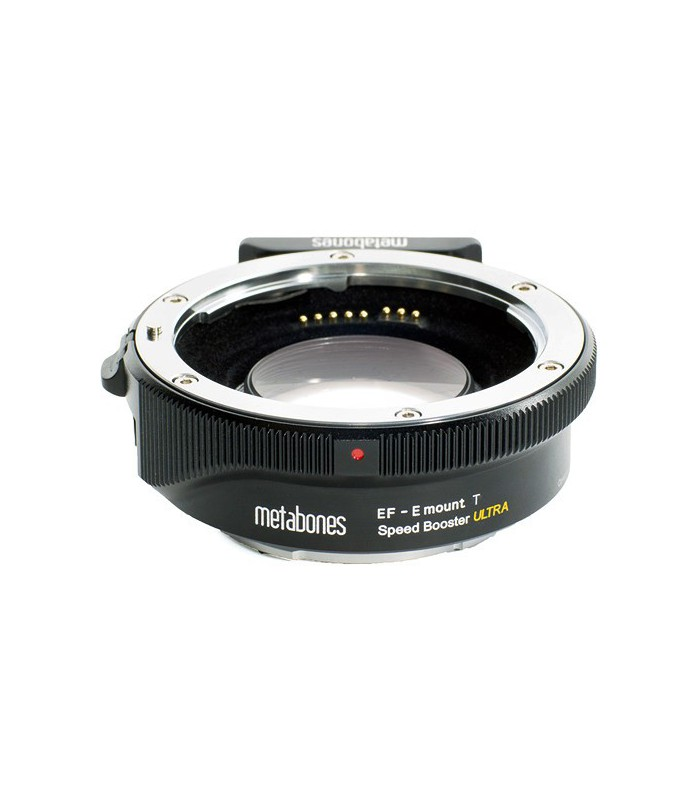Metabones T Speed Booster Ultra 0.71x Adapter for Sony E-Mount APS-C Camera