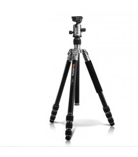 MeFOTO A1340Q1 RoadTrip Aluminum Travel Tripod Kit