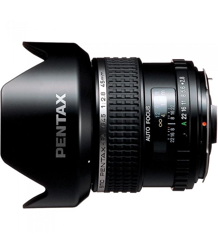 Pentax smc FA 45mm f2.8