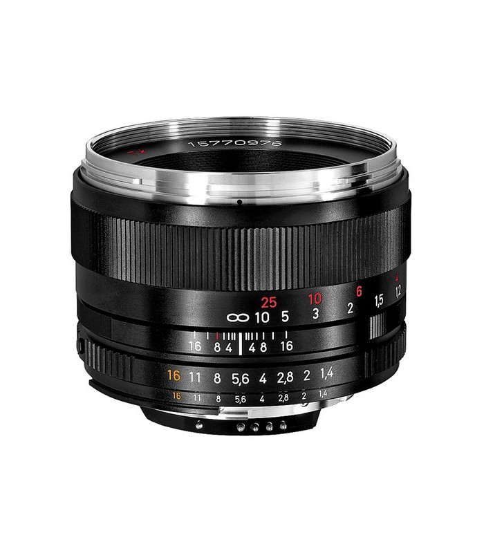 Carl Zeiss 50mm f/1.4 Planer T* 1.4/50 ZF (Nikon Mount)