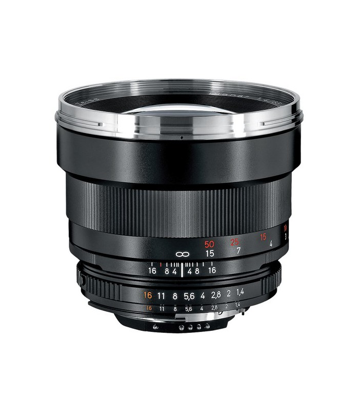 Carl Zeiss 85mm f/1.4 Planar T* 1.4/85 ZF (Nikon Mount)