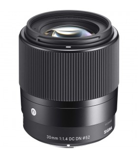 Sigma 30mm f/1.4 DC DN Contemporary - Micro Four Thirds Mount