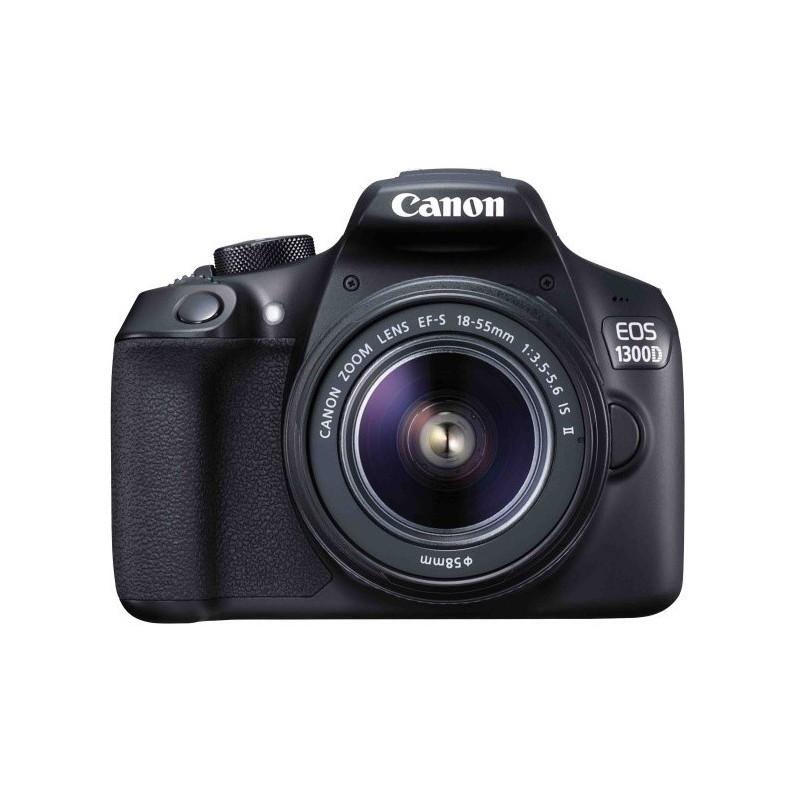انواع دوربین های عکاسی اس ال آر کانن و نیکون - فروشگاه پیکسلCanon EOS 1300D + 18-55