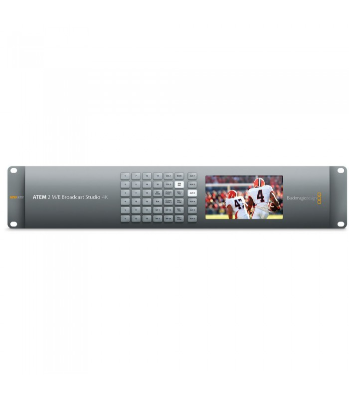 Blackmagic Design ATEM 2 ME Broadcast Studio 4K Switcher