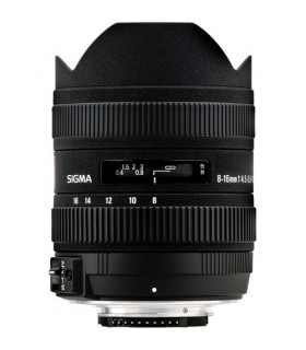 Sigma 8-16mm f4.5-5.6 DC HSM (Nikon Mount)
