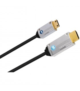Monster Super Thin 8ft Mini HDMI Cable