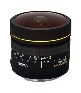 Sigma 8mm f3.5 EX DG (Nikon Mount)