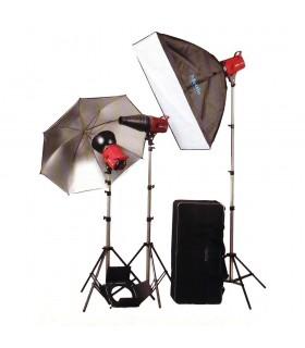 Mettel 200J Studio Flash Kit K-200-DL