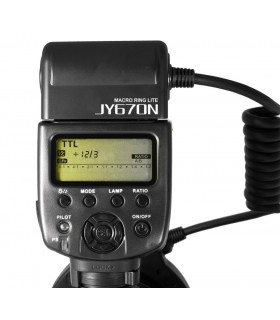 Viltrox JY-670 Macro Light Pro Kit for Nikon