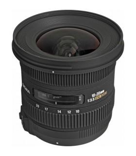 Sigma 10-20mm f3.5 EX DC HSM - Nikon Mount