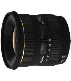 Sigma 10-20mm f4-5.6 EX DC HSM - Canon Mount