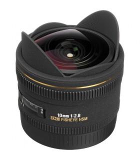 Sigma 10mm f2.8 EX DC - Canon Mount