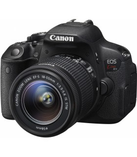 Canon Kiss X7i (EOS 700D) + 18-55 IS STM