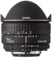 Sigma 15mm f/2.8 EX DG Fisheye - Nikon Mount