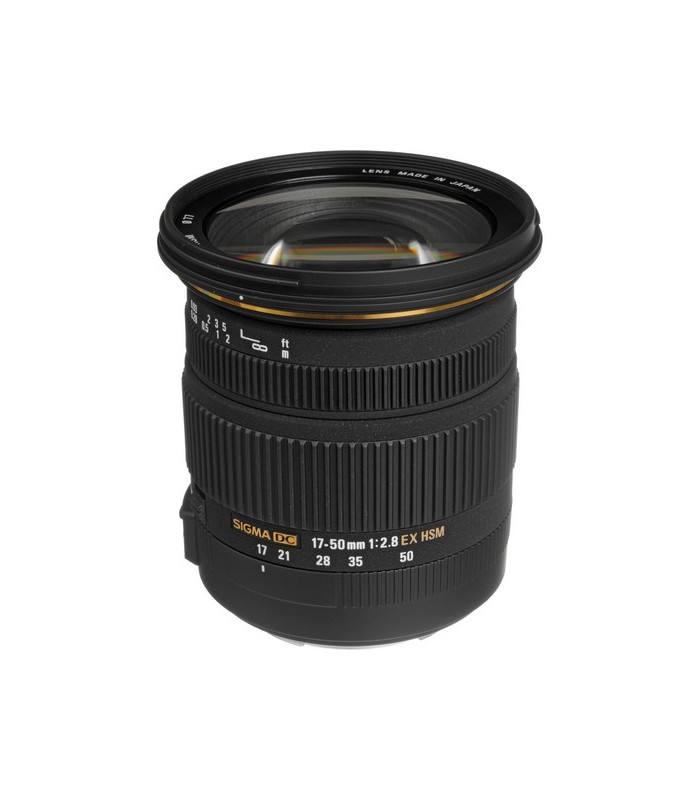Sigma 17-50mm f2.8 EX DC OS HSM - Canon Mount