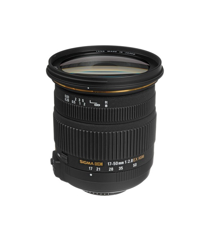 Sigma 17-50mm f2.8 EX DC OS HSM - Nikon Mount
