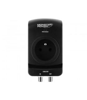Monster Power Protection Plus 2 AV Protection Port MP EXP 100A DE