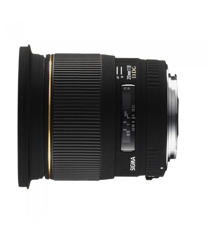 Sigma 20mm f1.8 EX DG - Nikon Mount