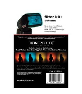 Honl Photo Filter Kit Autumn
