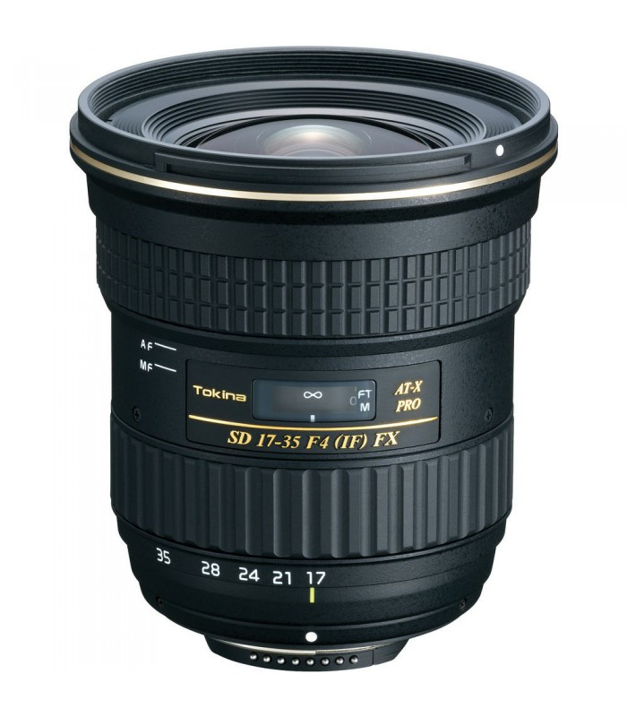 Tokina 17-35mm f4 Pro FX Lens for Canon