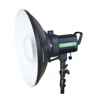 Phottix Beauty Dish MK II with Bowens Speed Ring (42cm, 16, White)