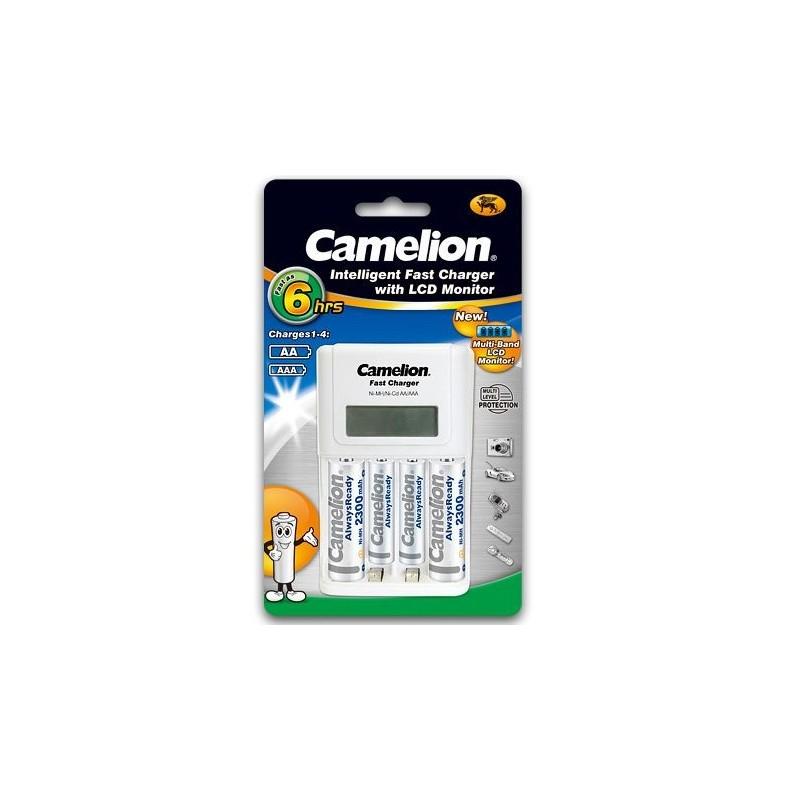 فروشگاه پیکسل Camelion Fast Battery Charger Bc 1012