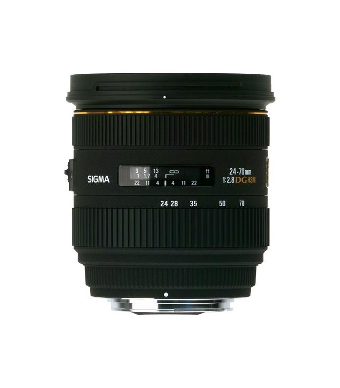 Sigma 24-70mm f2.8 EX DG IF HSM - Canon Mount