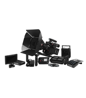RED EPIC-X DRAGON Gunner Collection
