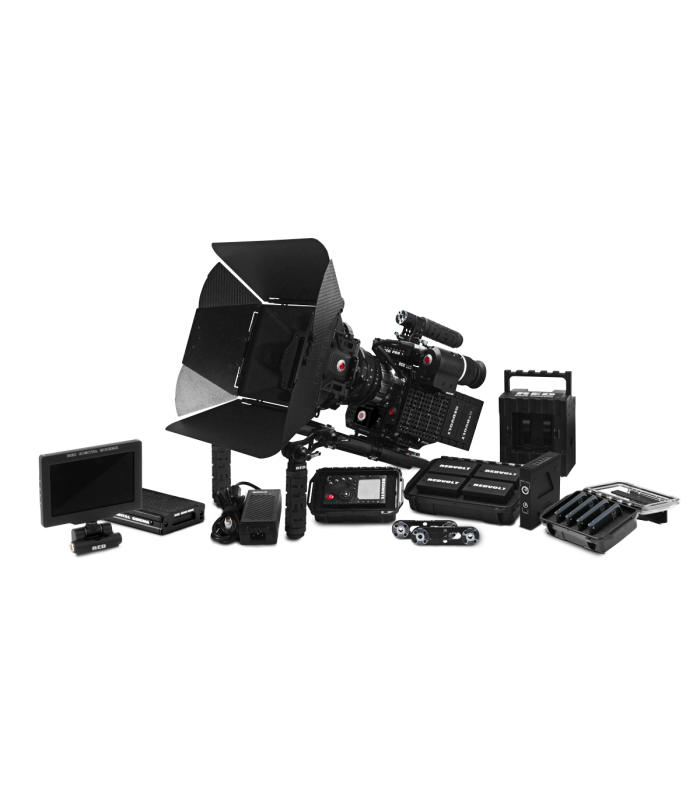 RED EPIC-X DRAGON Pro Collection