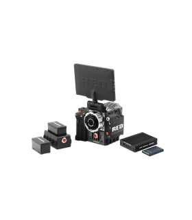 RED SCARLET DRAGON TI PL Mount Collection