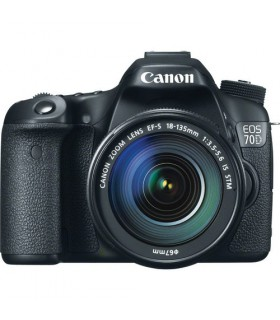 Canon EOS 70D + 18-135 STM USED