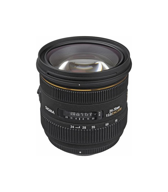 Sigma 24-70mm f2.8 EX DG IF HSM - Nikon Mount