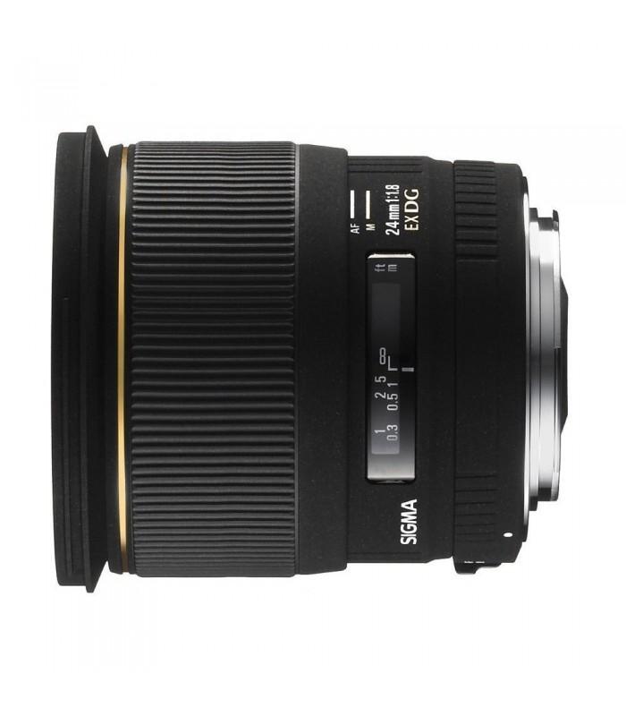 Sigma 24mm f1.8 EX DG - Canon Mount