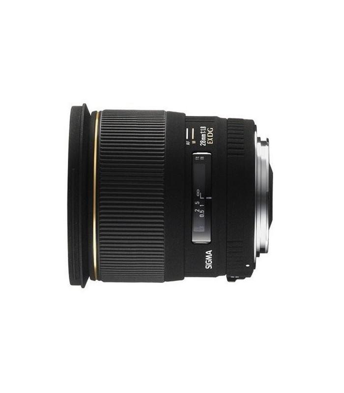 Sigma 28mm f1.8 EX DG - Nikon Mount