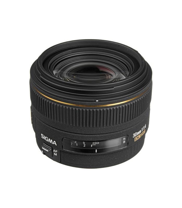 Sigma 30mm f1.4 EX DC HSM - Canon Mount