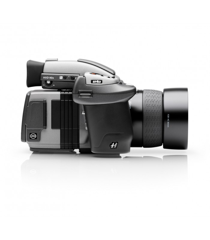 Hasselblad H4D-200MS Medium Format DSLR Camera with 80mm f/2.8 HC Lens