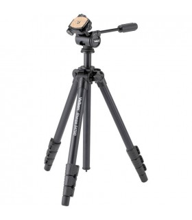 Velbon Sherpa 5470D Aluminum Tripod with 3-Way PanTilt Head