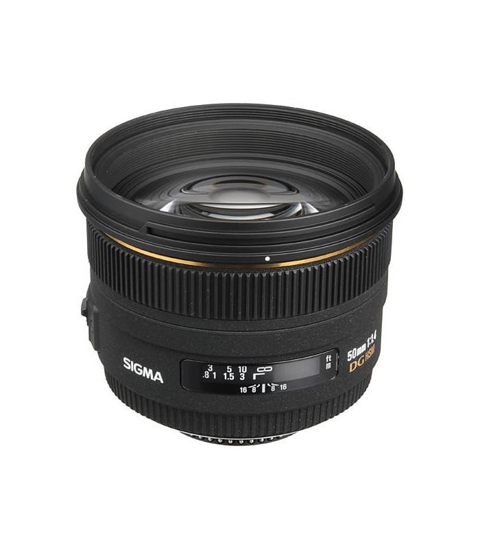 Sigma 50mm f1.4 EX DG HSM - Nikon Mount