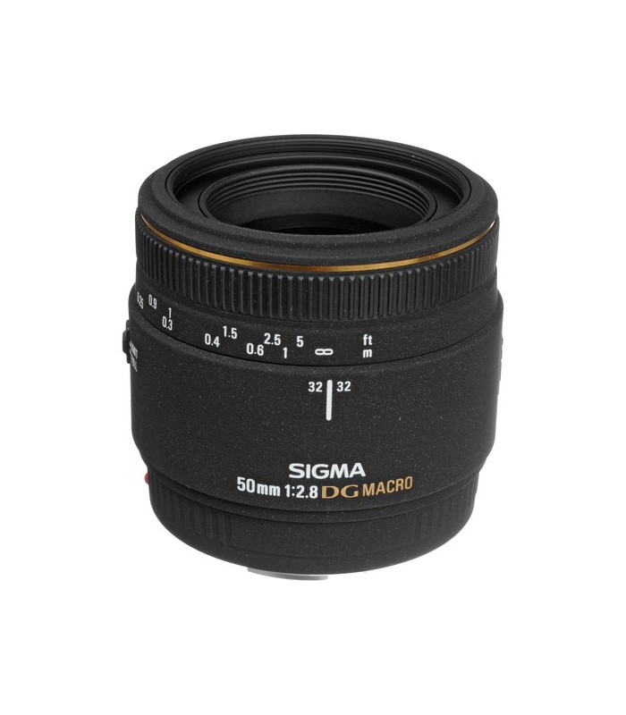 Sigma 50mm f2.8 EX DG Macro - Canon Mount