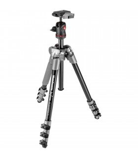 Manfrotto BeFree Compact Travel Aluminum Alloy Tripod MKBFRA4D-BH