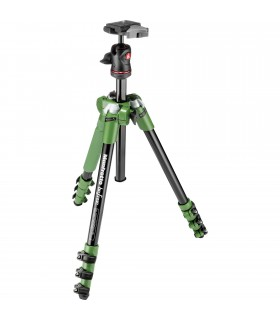Manfrotto BeFree Compact Travel Aluminum Alloy Tripod MKBFRA4G-BH