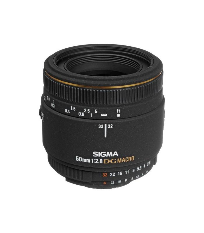 Sigma 50mm f2.8 EX DG Macro - Nikon Mount