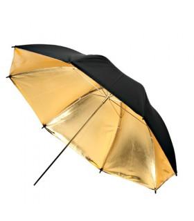 چتر داخل طلایی ۱۰۱ سانتیمتری Fomex