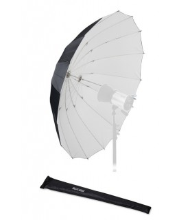 Fomex 152cm Glassfiber Umbrella Black&White