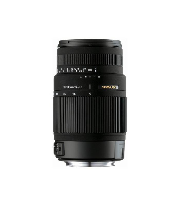 Sigma 70-300mm f4-5.6 DG OS - Nikon Mount