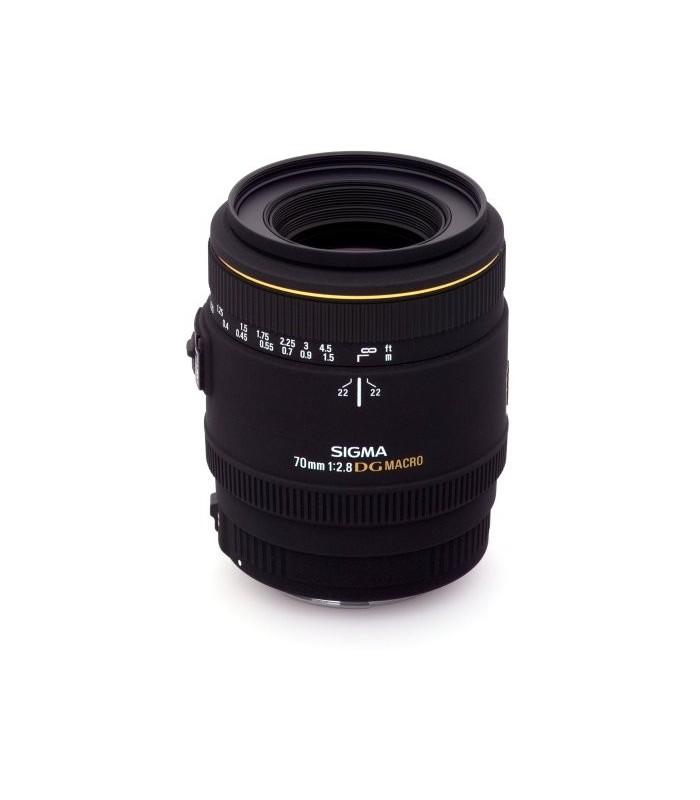 Sigma 70mm f2.8 EX DG Macro - Canon Mount
