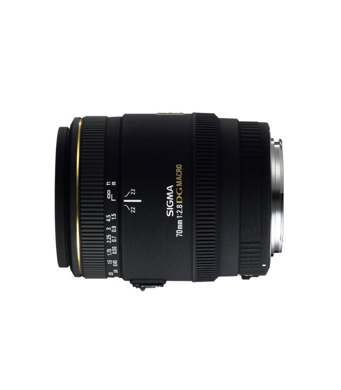 Sigma 70mm f2.8 EX DG Macro - Nikon Mount