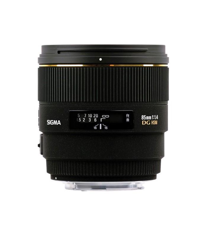 Sigma 85mm f1.4 EX DG HSM - Nikon Mount